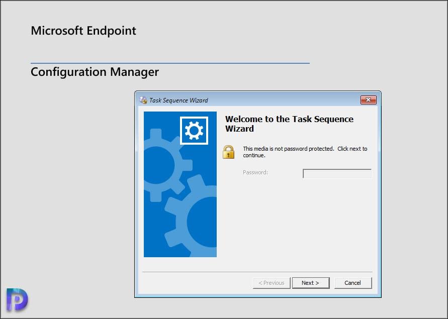 Test Windows 10 21H1 Deployment