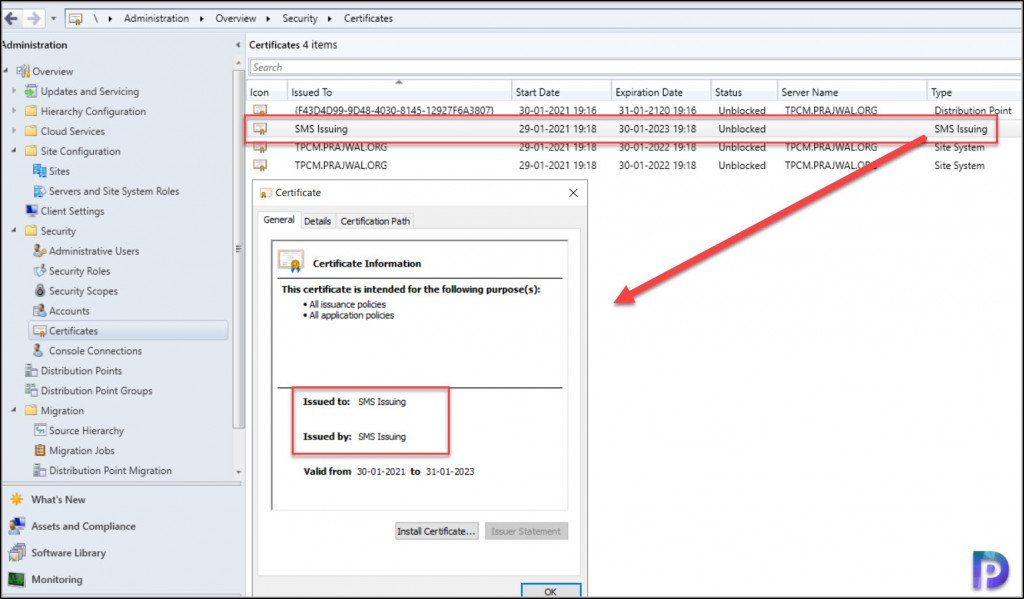 Enable Enhanced HTTP Configuration in SCCM