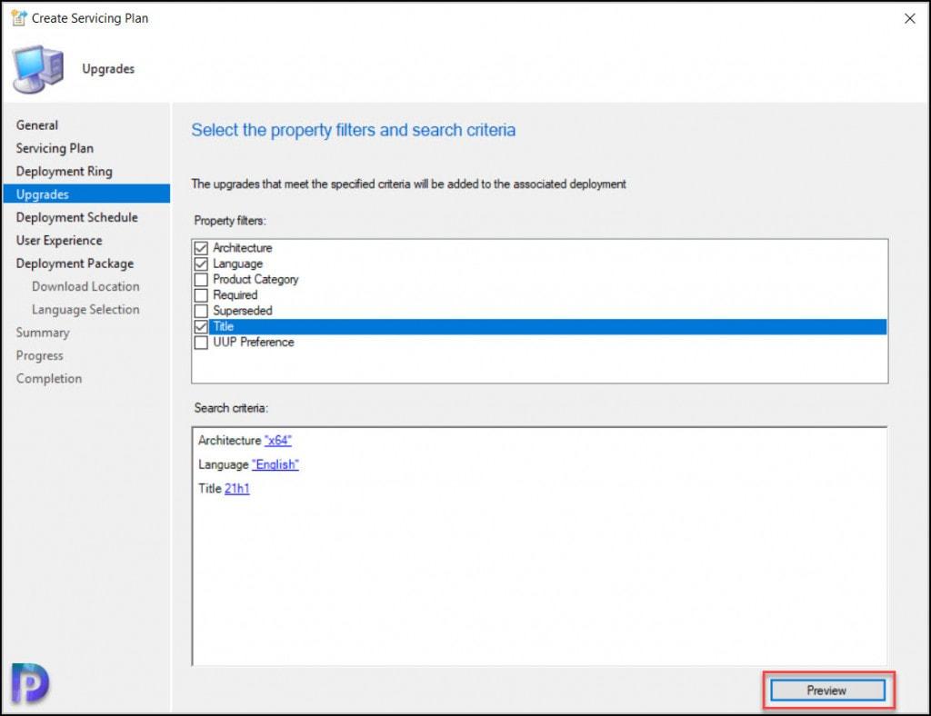 Windows 10 21H1 Upgrade Criteria