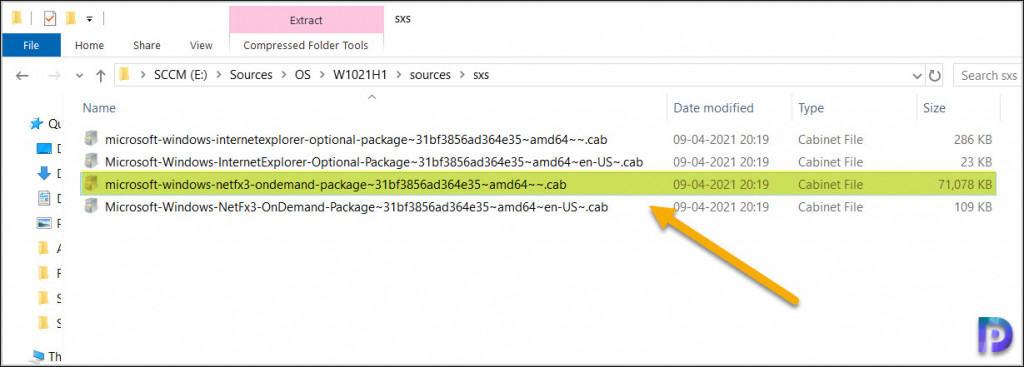 Dot Net Framework 3.5 File Location