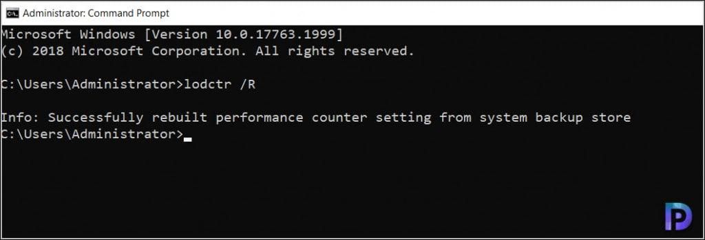 Fix SCCM Console Performance Counter Exceptions Error
