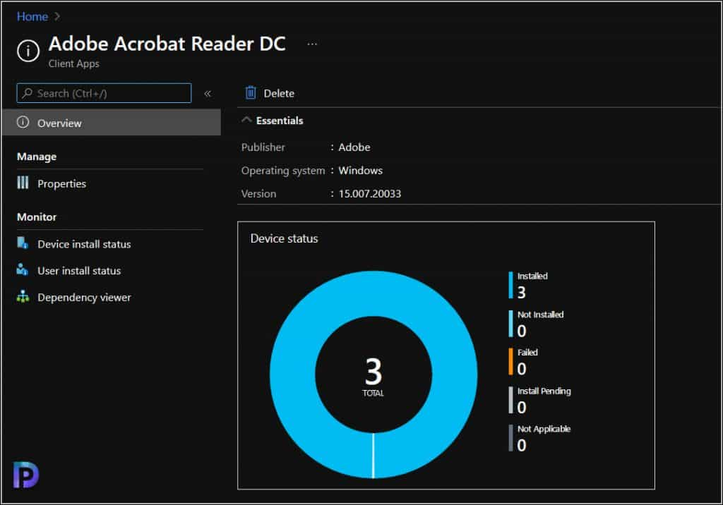 Deploy Win32 App with Intune