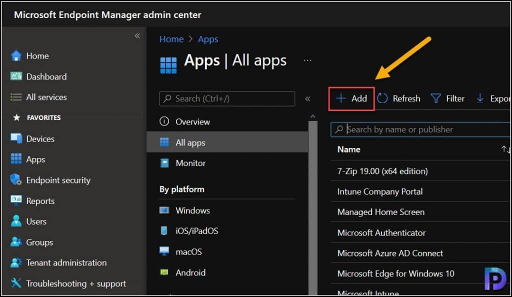 Intune Win32 App Deployment