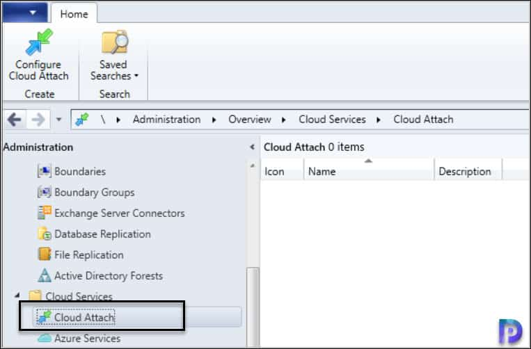 Co-management node renamed to Cloud Attach