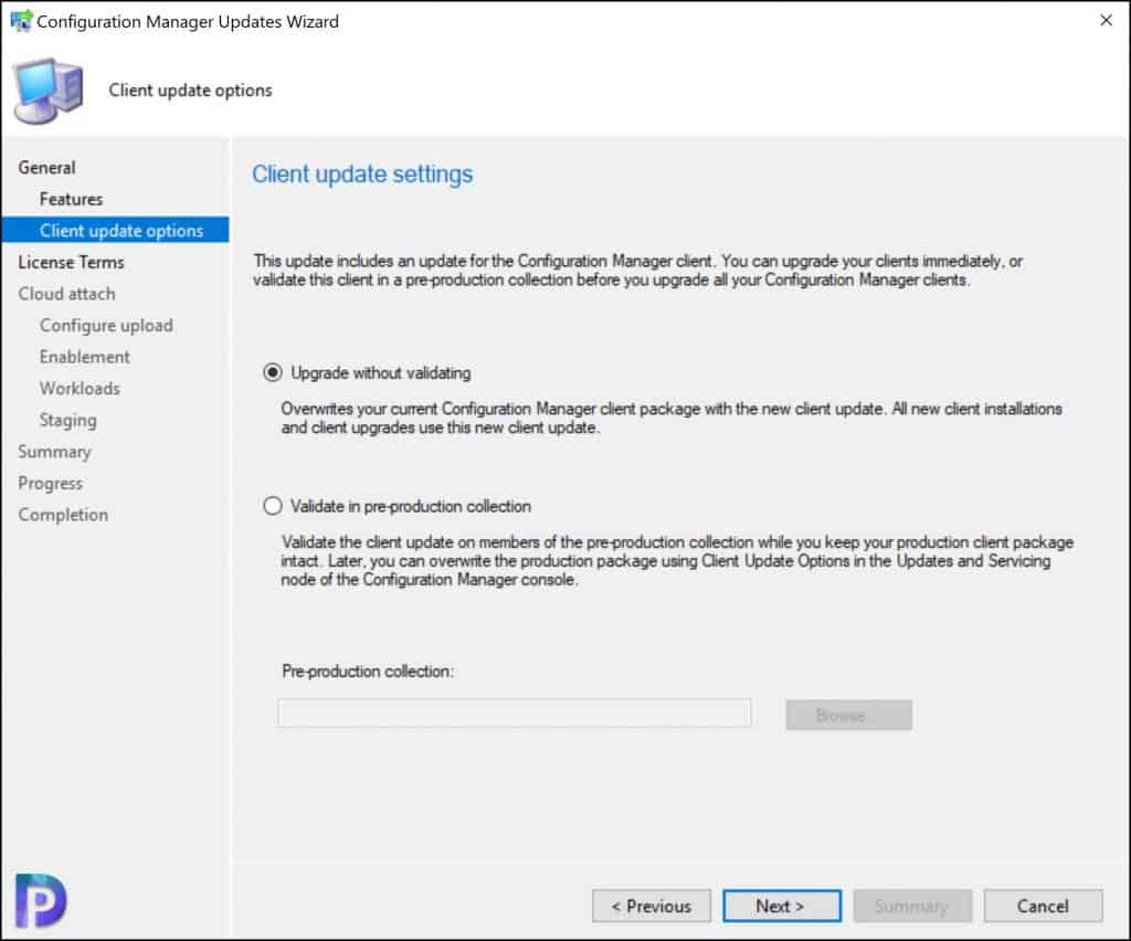 Install ConfigMgr Technical Preview 2108