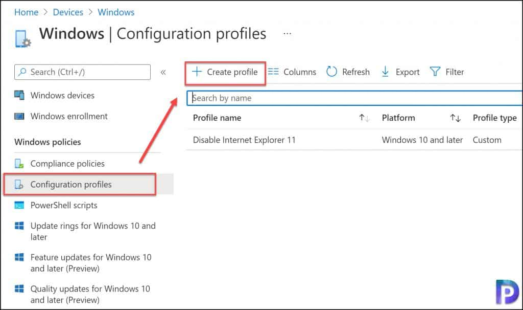 Disable News and Interests Using Intune