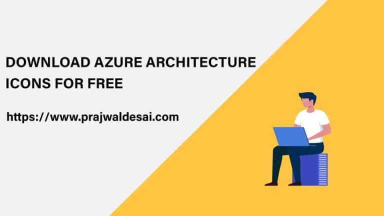 Download Azure Architecture Icons