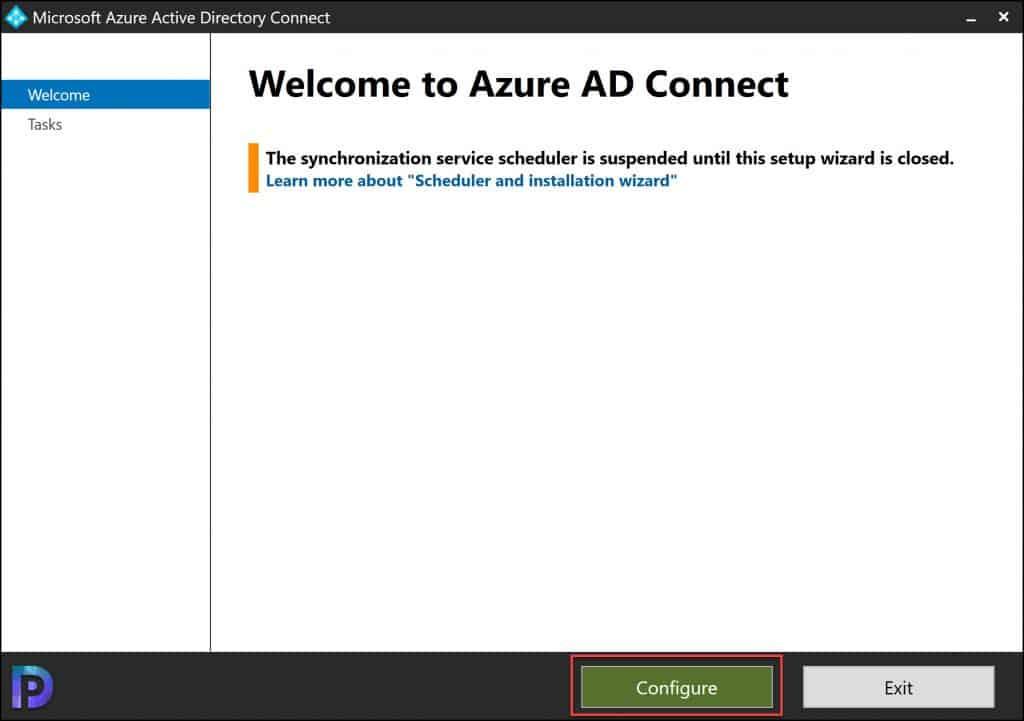 Export Azure AD Connect Configuration