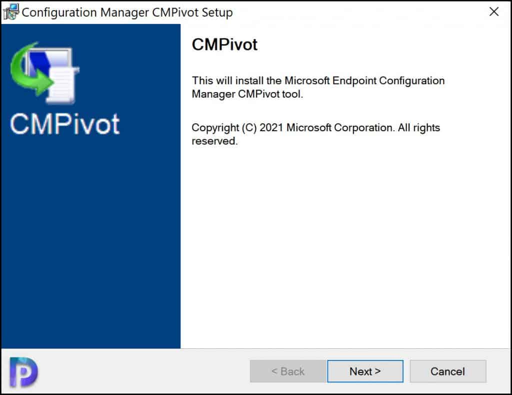 Manually Install CMPivot Standalone App