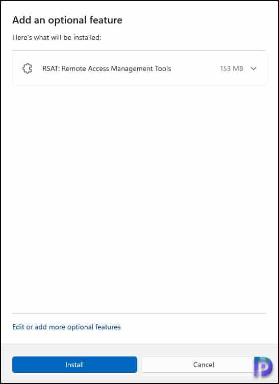 Fix RSAT Installation Error 0x80244017