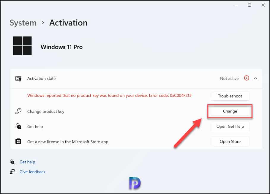 How to Activate Windows 11 with Product Key