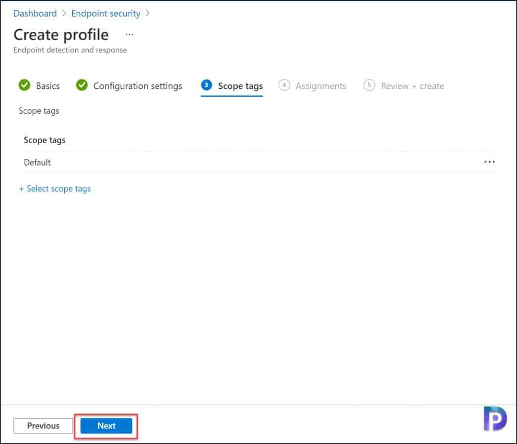 Onboard Windows Endpoints in Microsoft Defender via MEM