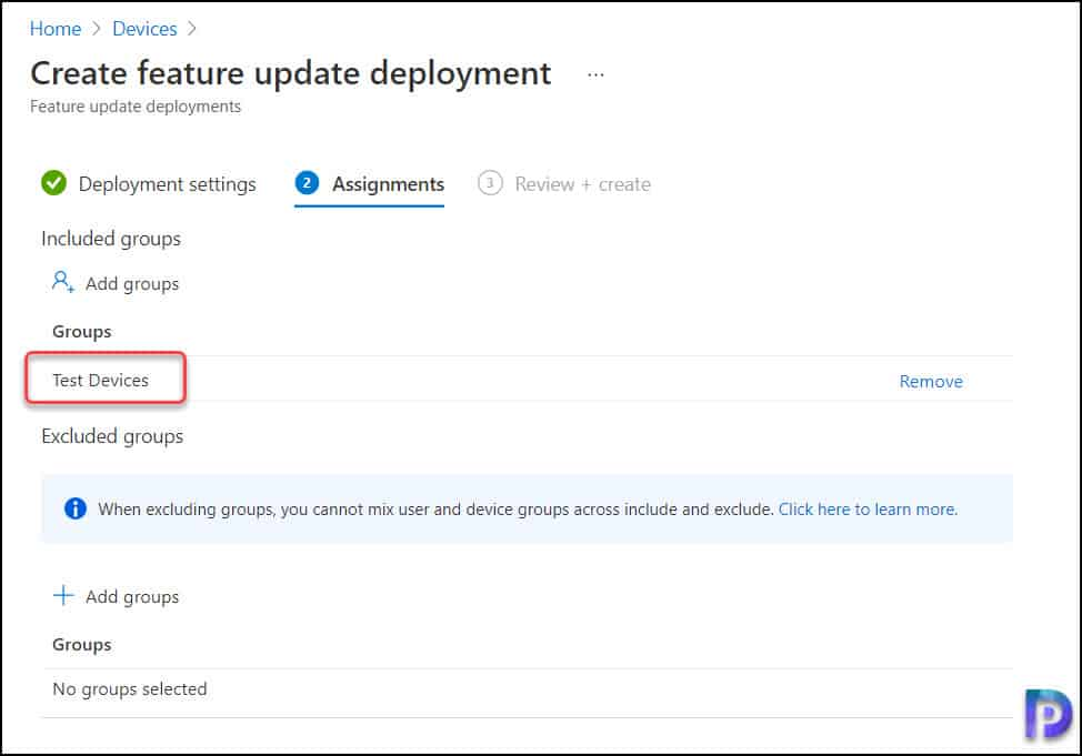 Upgrade to Windows 11 Using Intune Feature Update Deployment