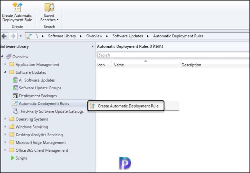 Create ConfigMgr ADR to deploy Windows 11 Updates