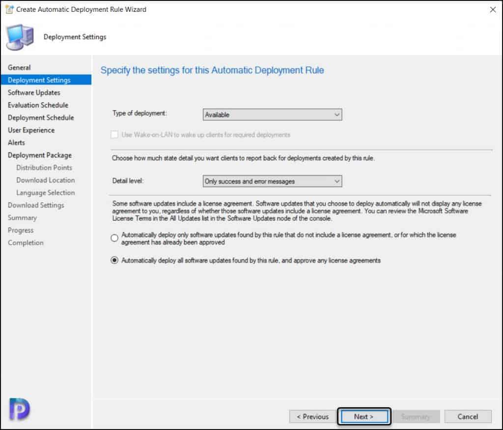 Deploy Windows 11 Updates Using ConfigMgr ADR