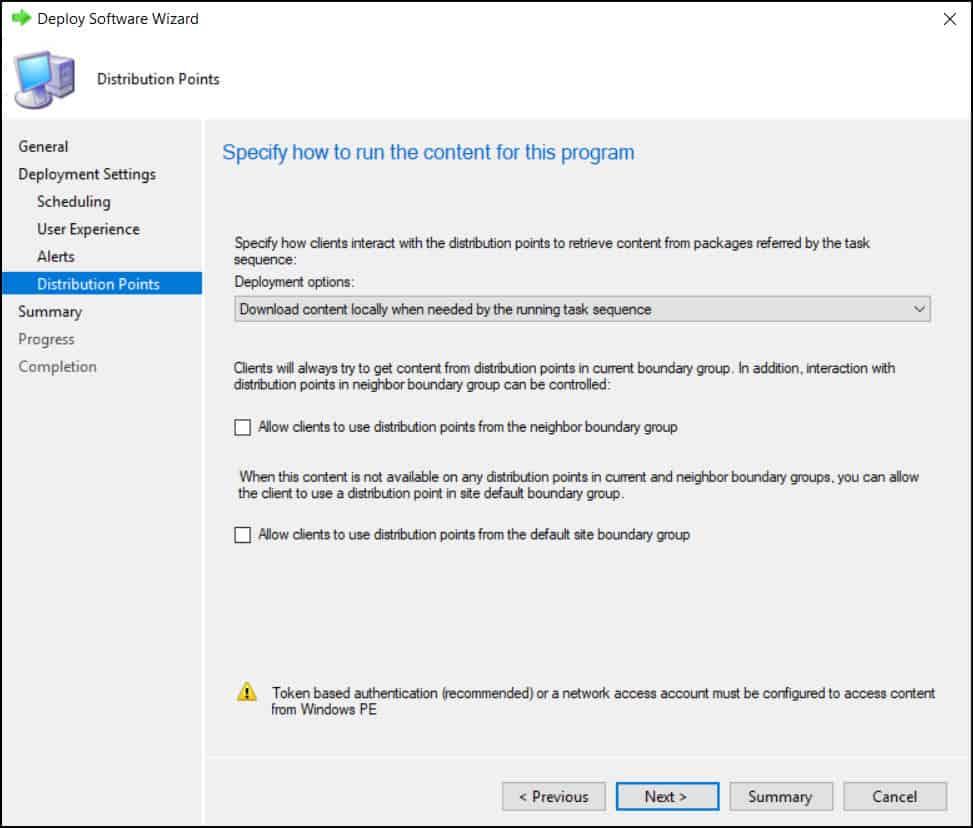 Deploy Windows 11 using SCCM
