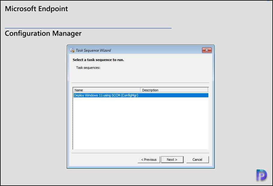 Testing Windows 11 Deployment using SCCM