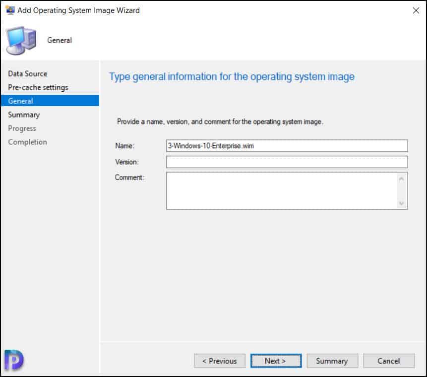 Add or Import Windows 11 OS in SCCM