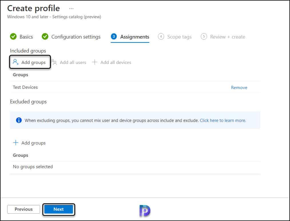 Assign Microsoft Edge Sleeping Tabs Settings