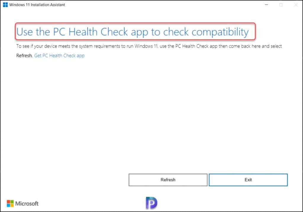 Windows11InstallationAssistant